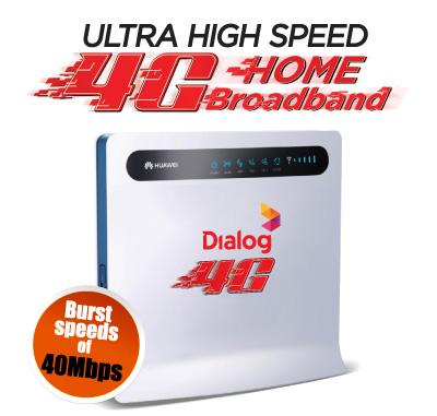 breedband 4G Thuis