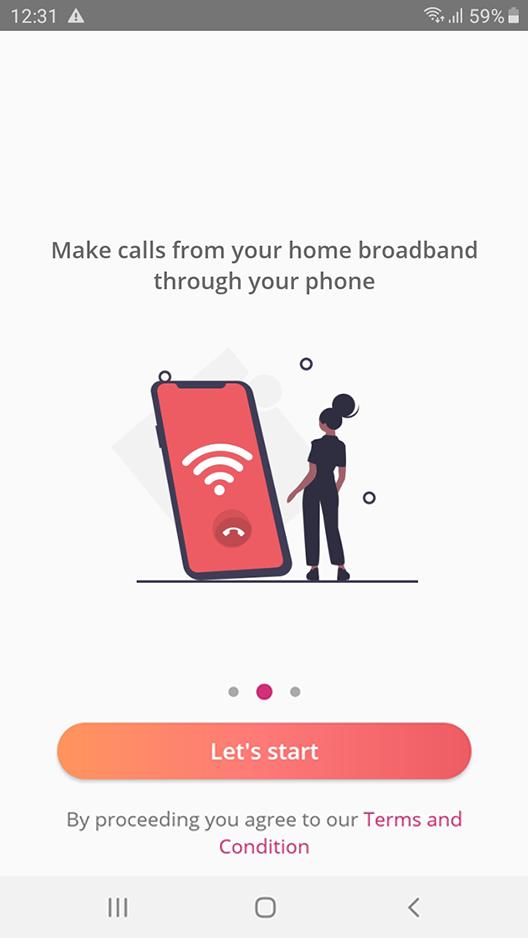 Home Talk App