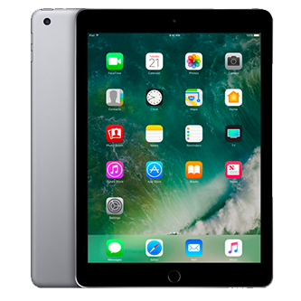 Apple iPad - Wi-Fi + Cellular - Space Gray