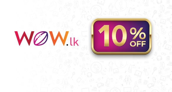 WOW 10% off