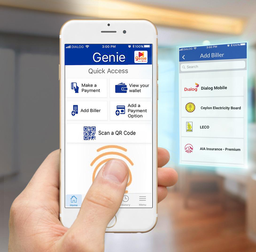 Genie, Sri Lanka's First PCI-DSS Certified Payment App