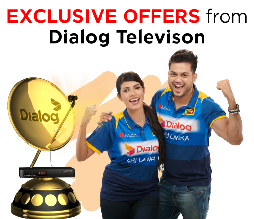 Exclusive Offers and Giveaways from Dialog Television, this
