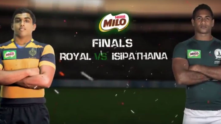 Milo Cup Finals on Dialog TV