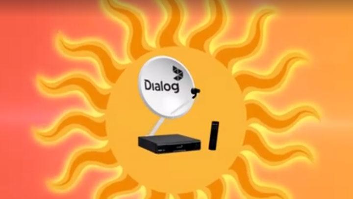 Dialog Television Avurudhu wishes 2016