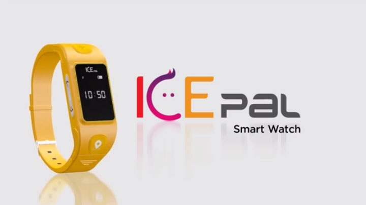 Dialog ICE Pal Smart Watch