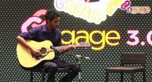 Kalpana Nayanamadhu performing 'ආශාවරි' unplugged at #ngage 3.0