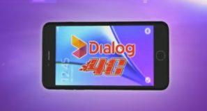 Dialog 4G SIM සමග 1.5GB Data Free
