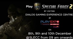 Play SPECIAL FORCE 2 by visiting Play Expo Dialog Gaming Experience Centre at SLECC