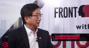 Watch Front Row – Season 2, powered by Dialog Enterprise as Roland Ng, the President of the Singapore Chinese Chamber of Commerce & Industry, talks about the opportunities Singaporean firms are seeing in Sri Lanka and what opportunities exist for Sri Lankan firms in Singapore .