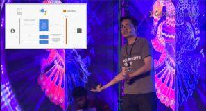 Live steaming of Google I/O Extended Sri Lanka 2018 Powered by Dialog, Ideamart and GDG Sri Lanka